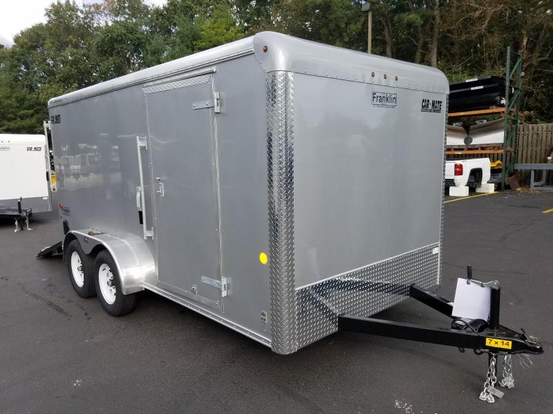 2019 Car Mate Trailers 7x14 Enclosed Cargo Trailer 2019595