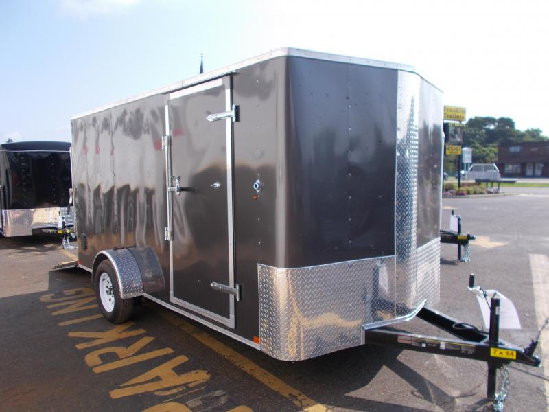2019 Carry-On 7X14 Enclosed Cargo Trailer 2019431