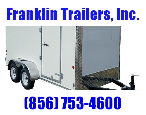 2020 Car Mate Trailers 7x14 Enclosed Cargo Trailer 2020900
