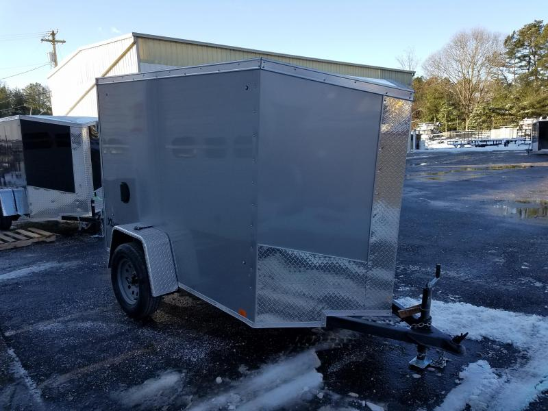2018 Cargo Express 5x8 Enclosed Cargo Trailer 2018180