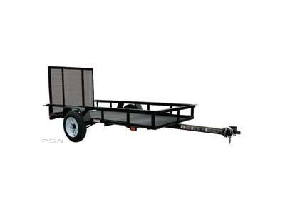 2017 Carry-On 4X8 - 2000 lbs. GVWR Mesh Floor Utility Trailer 2017264