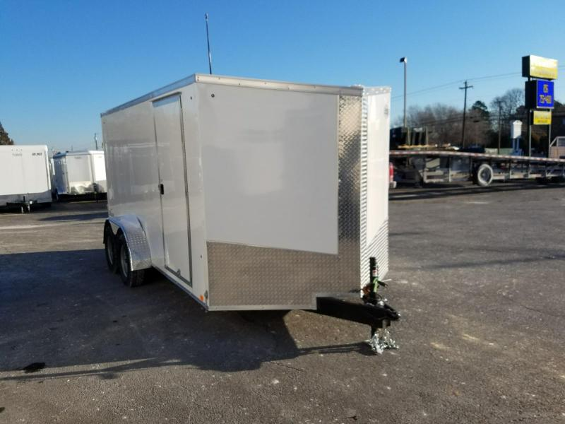 2018 Cargo Express 7x14 Enclosed Cargo Trailer 2018346