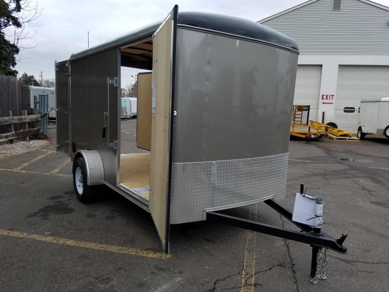 2018 Carry-On 6x12 Enclosed Cargo Trailer 2018291