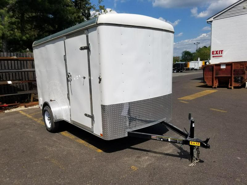 2018 Carry-On 6x12 Enclosed Cargo Trailer 2018797