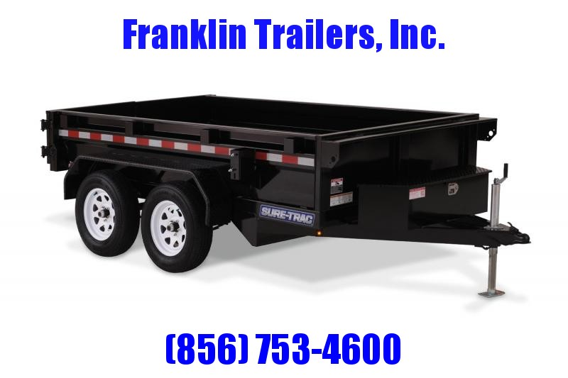 2020 Sure-Trac 5 X 10 7K Low Profile Homeowner Dump Trailer 2020850