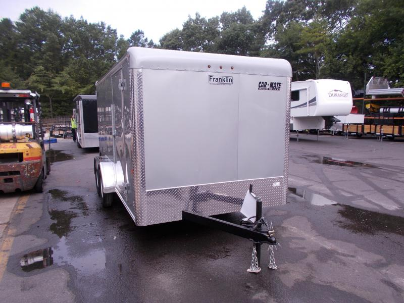 2020 Car Mate Trailers 7x14 Enclosed Cargo Trailer 2020803