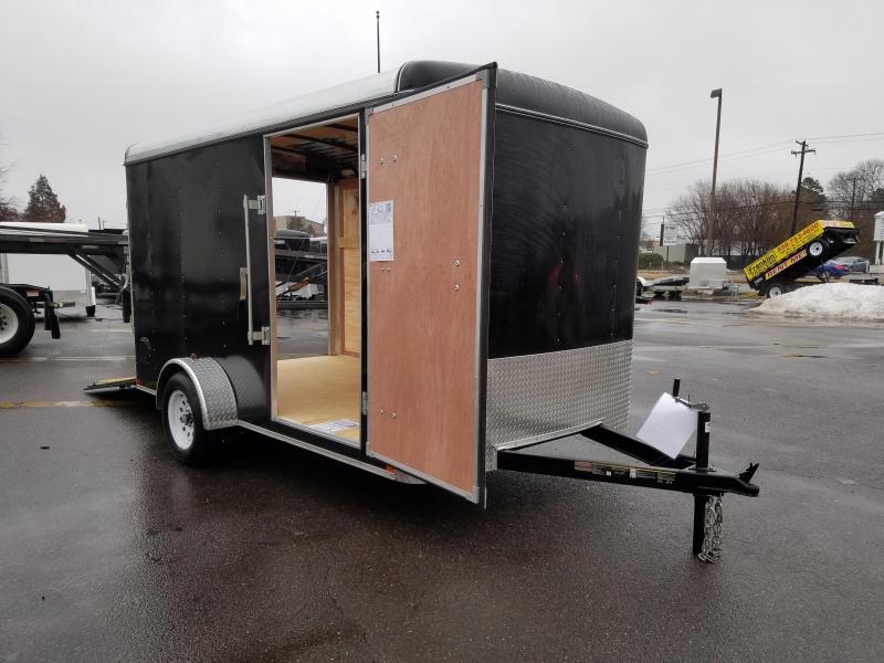 2018 Carry-On 7x12 Enclosed Cargo Trailer 2018245