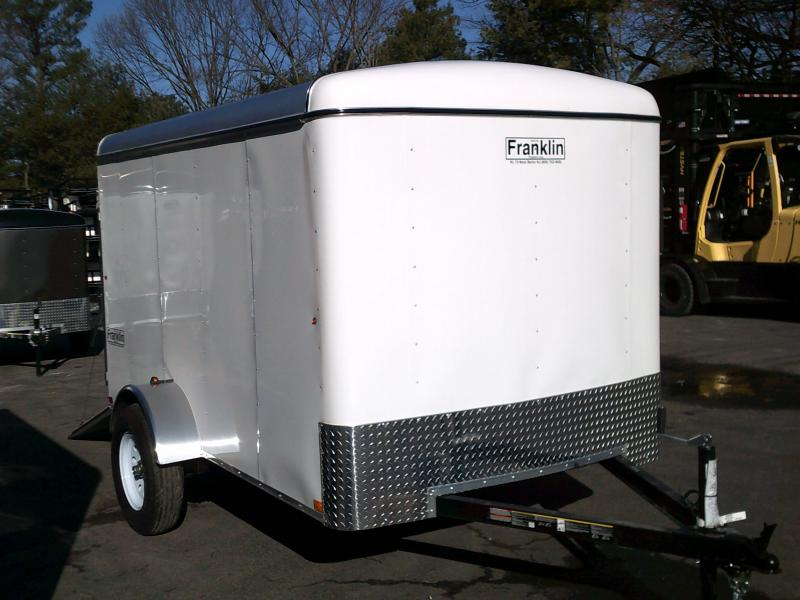 2018 Carry-On 6x10 Enclosed Cargo Trailer 2018576