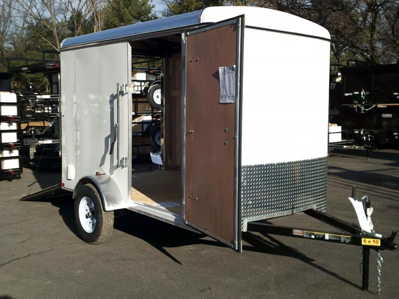 2018 Carry-On 6x10 Enclosed Cargo Trailer 2018525