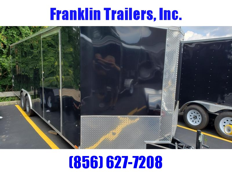 2020 Cargo Express 8.5X24 Car / Racing Trailer 2020534