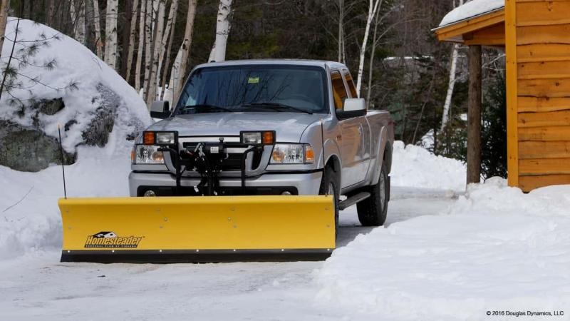 2019 Fisher Engineering Homesteader Personal Snow Plow