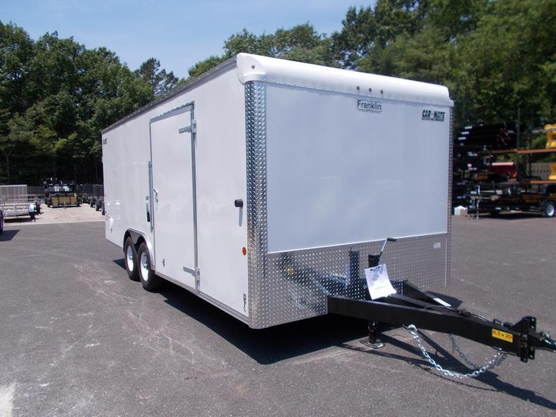 2018 Car Mate Trailers 8.5x20 Enclosed Cargo Trailer 2019041