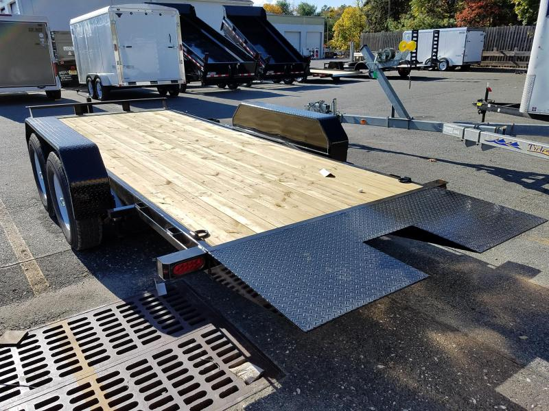 2018 Sure-Trac 7 x 18 Tilt Bed Equipment 14k 2018925
