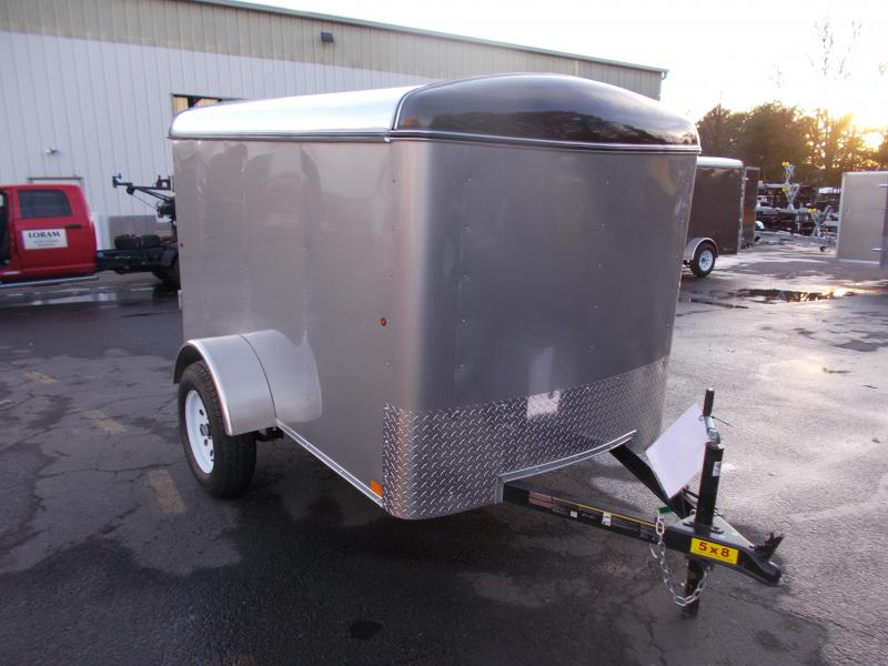 2019 Carry-On 5X8 Enclosed Cargo Trailer 2020225
