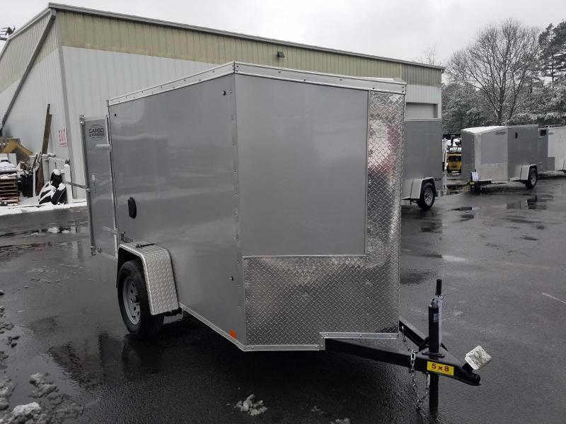 2019 Cargo Express 5X8 V-Nose Enclosed Cargo Trailer 2020148