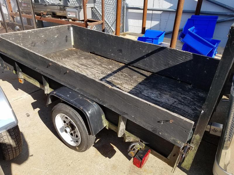 2006 Carry-On 4X8 Utility Trailer 2018148