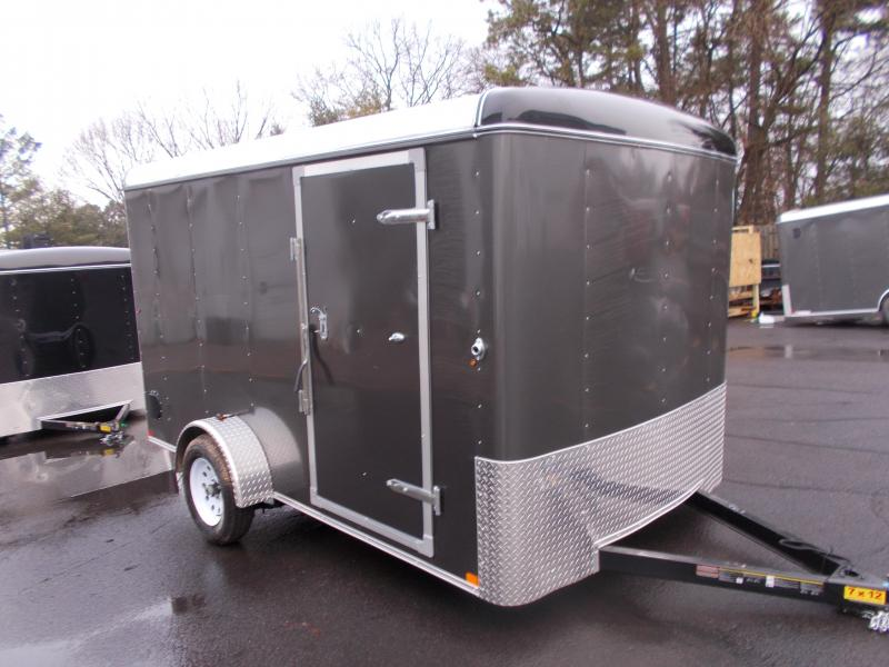 2019 Carry-On 7X12 Enclosed Cargo Trailer 2019820