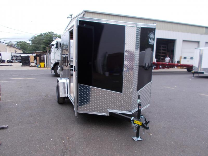 2018 Cargo Express 6x10 Enclosed  Cargo Trailer 2019075
