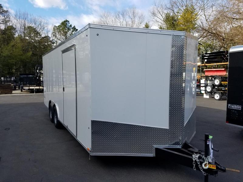 2019 Cargo Express 8.5X24 V-Nose Car / Racing Trailer 2019875