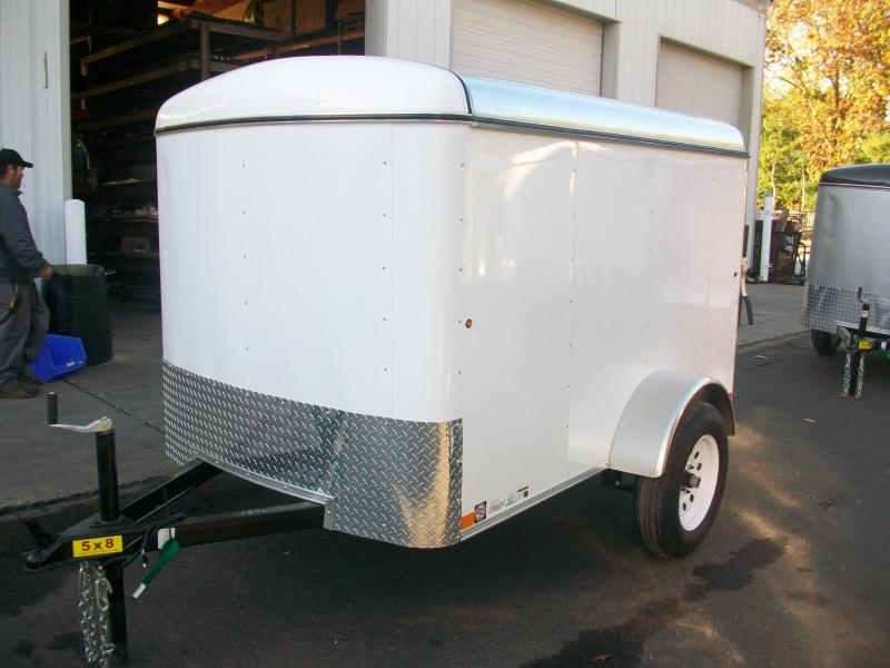 2018 Carry-On 5x8 Enclosed Cargo Trailer 2017926