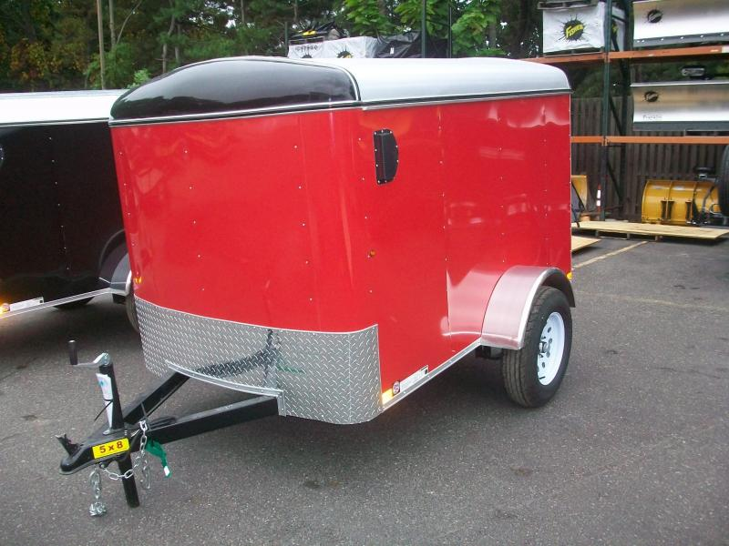 2018 Carry-On 5x8 Enclosed Cargo Trailer 2017848