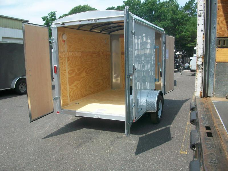 2017 Carry-On 6X10 Enclosed Cargo Trailer 2017460