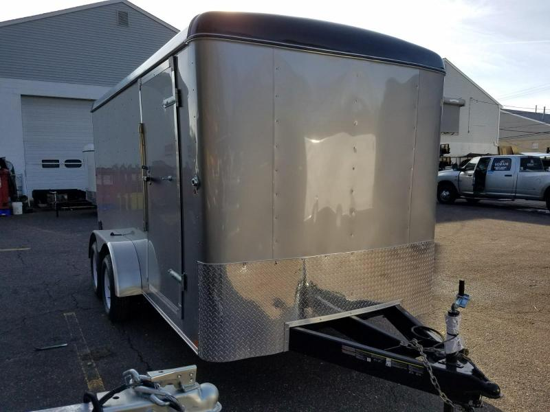 2018 Carry-On 7X14 Enclosed Cargo Trailer 2018445