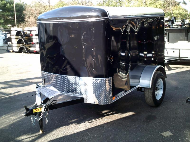 2018 Carry-On 5x8 Enclosed cargo Trailer 2018523