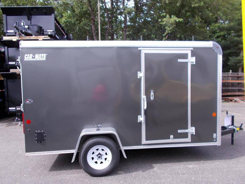 2019 Car Mate Trailers 6x12 Enclosed Cargo Trailer 2019364