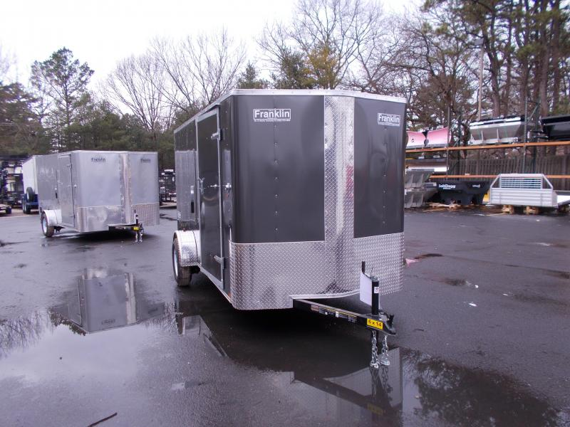 2019 Carry-On 6x14 Enclosed Cargo Trailer 2019824