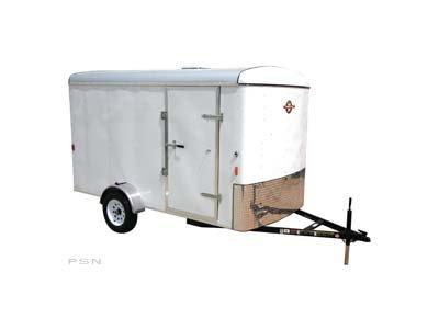 2018 Carry-On 6x12 Enclosed Cargo Trailer 2019306
