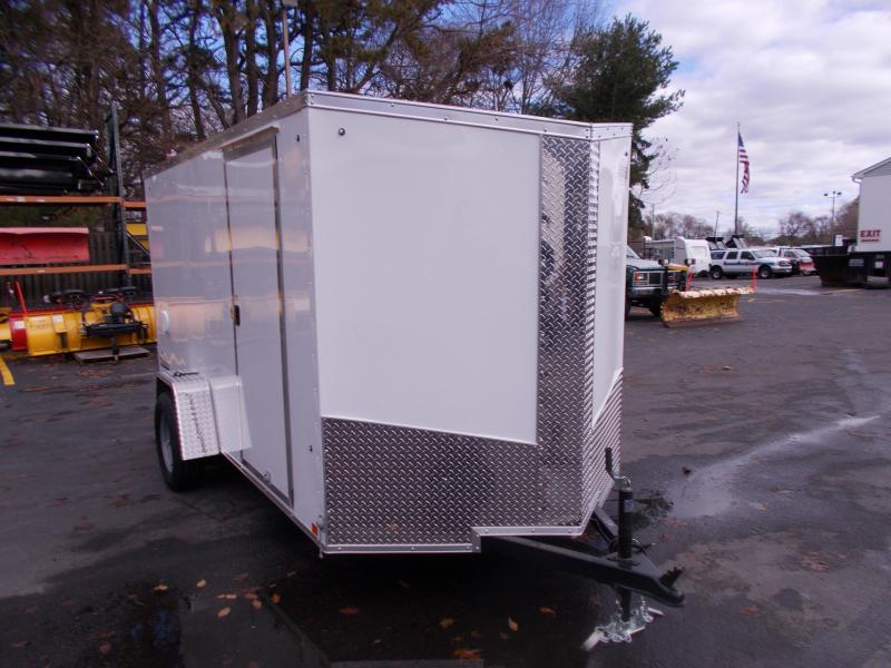 2019 Cargo Express 6x12 Cargo / Enclosed Trailer 2019668