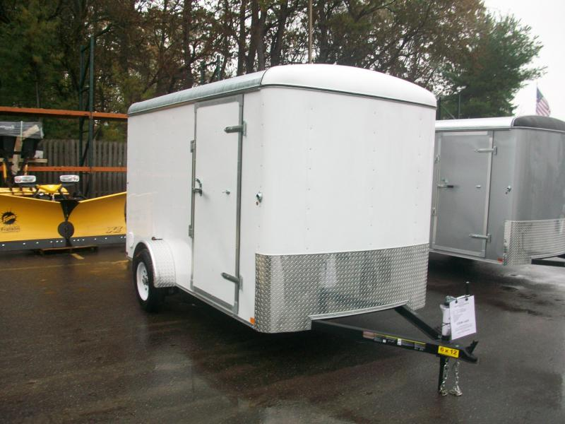 2018 Carry-On 6x12 Enclosed Cargo Trailer 2017943