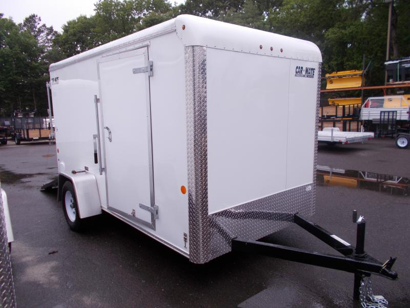 2018 Car Mate Trailers 6x12 Enclosed Cargo Trailer 2018948