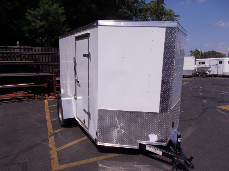 2020 Lark 6X10 Enclosed Cargo Trailer 2020947