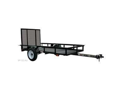 2018 Carry-On 4X8 - 2000 lbs. GVWR Mesh Floor Utility Trailer 2018058