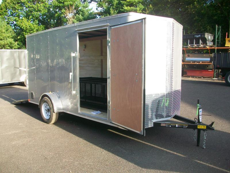 2018 Carry-On 6x14 Enclosed Cargo Trailer 2017804