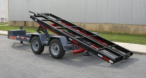 2018 B-Wise Multi Tasker Trailer - Plus Add a Body
