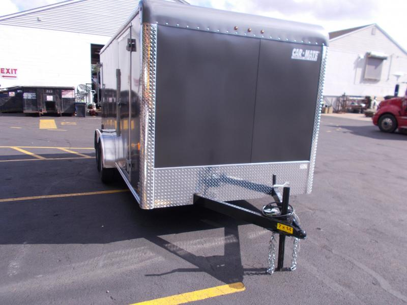 2019 Car Mate Trailers 7x14 Enclosed Cargo Trailer 2019569