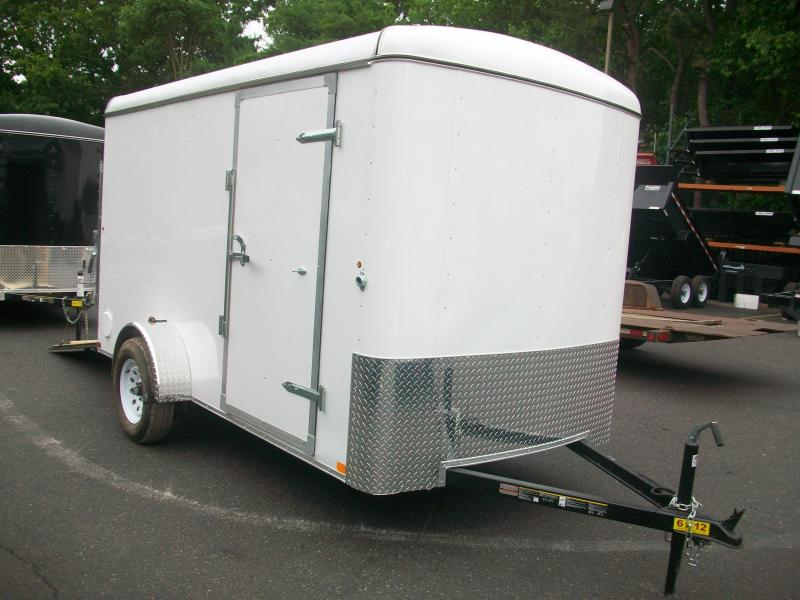 2017 Carry-On 6x12 Enclosed Cargo Trailer 2017240