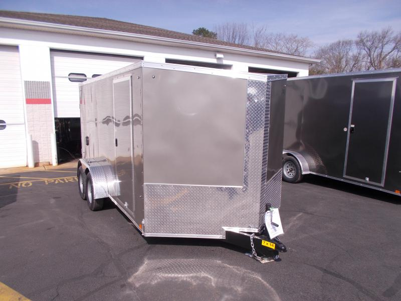 2019 Cargo Express 7x14 Cargo / Enclosed Trailer 2020447
