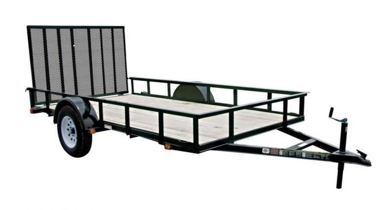 2019 Carry-On 6x14 Utility Trailer 2020146