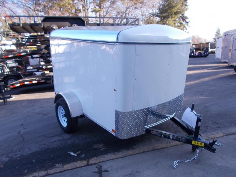 2019 Carry-On 5X8 Enclosed Cargo Trailer 2020188