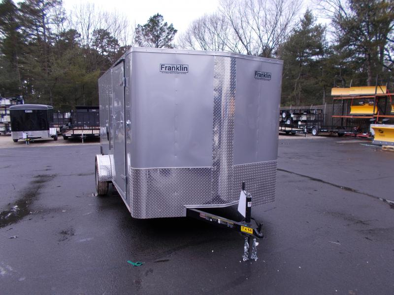 2019 Carry-On 7X14 Enclosed Cargo Trailer 2019825