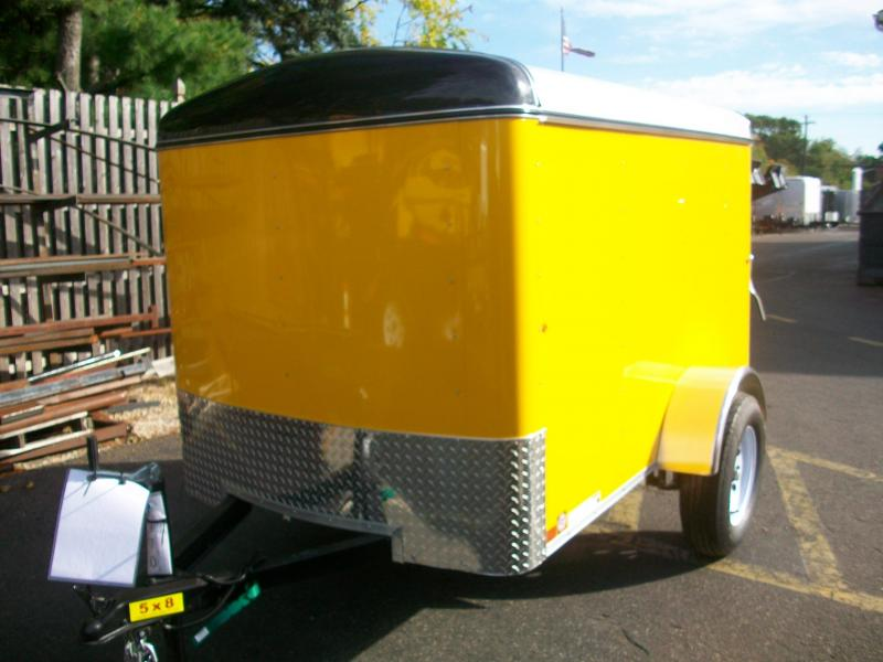 2018 Carry-On 5x8 Enclosed Cargo Trailer 2017893