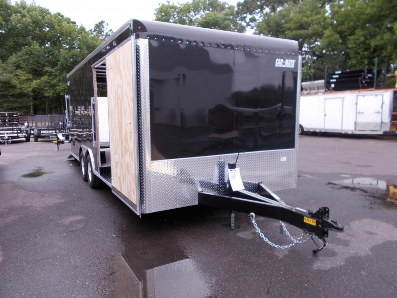 2018 Car Mate Trailers 8.5x20 Enclosed Cargo Trailer 2018978