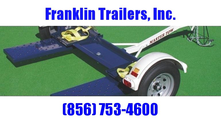 2020 Master Tow Model 80THD2 Tow Dolly 2020936