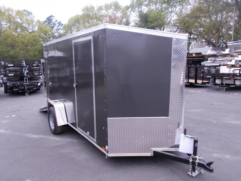 2020 Cargo Express  6X12 Enclosed Cargo Trailer 2020618