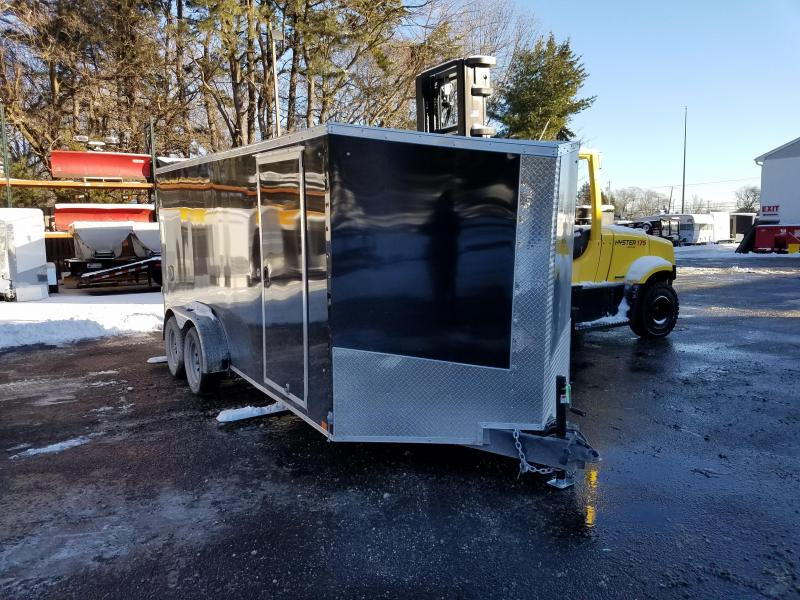 2018 Cargo Express 7x16 Enclosed Cargo Trailer 2018182