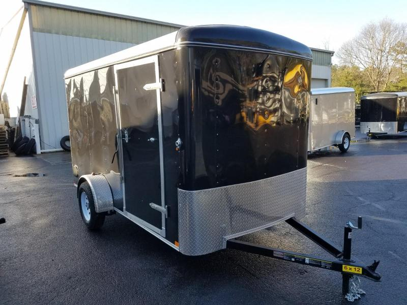2019 Carry-On 6X12 Enclosed Cargo Trailer 2020106